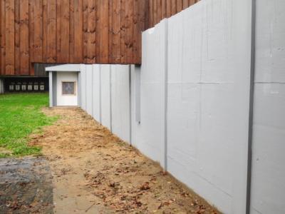 """Foto zur Meldung: """"Neue Stützwand"""""""