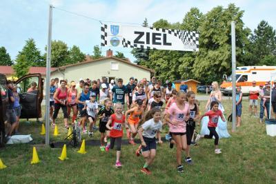 Foto zu Meldung: Große Erfolge beim 6. Zachower Crosslauf