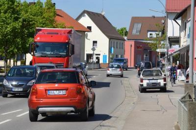 Foto zur Meldung: Raumordnungsverfahren für die  Umgehungsstraße Städtedreieck einstimmig auf den Weg gebracht