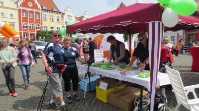 Vorschaubild zur Meldung: Auf die Plätze, fertig, los... Letzte Vorbereitungen für den 11. Citylauf Greifswald