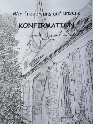 Vorschaubild zur Meldung: Am 21. Mai um 10 Uhr > Konfirmationsgottesdienst in St. Sixti