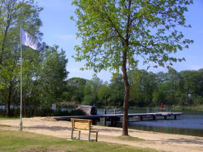 Foto zur Meldung: Badesaison im Strandbad Ketzin/Havel gestartet
