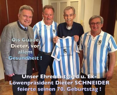 Foto zu Meldung: Alles Gute zum Geburtstag Dieter Schneider!