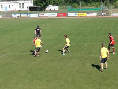 Foto zur Meldung: Fußballturnier 2017