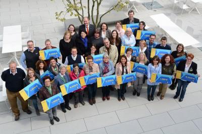 Foto zur Meldung: Kinder- und Jugendförderung wird von Merck unterstützt