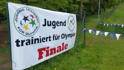 Foto zu Meldung: Jugend trainiert für Olympia - Crosslauf der Grundschulen