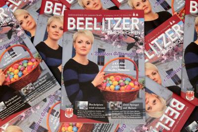 Foto zur Meldung: Austräger für die Beelitzer Nachrichten gesucht