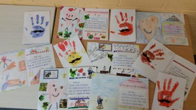 Foto zur Meldung: Geschenke für Mutti und Vati