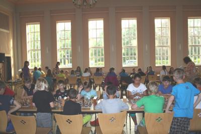 Foto zur Meldung: Aktivitäten im Breitenschach der Spreewald-Schach-Gemeinschaft Lübbenau