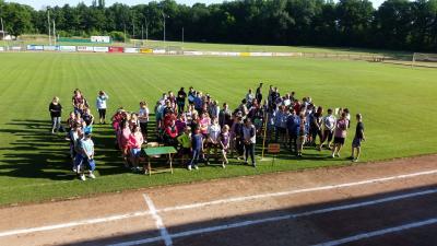 Foto zur Meldung: Sportfest 2017