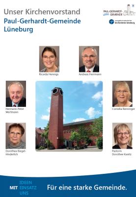 Vorschaubild zur Meldung: Kirchenvorstand 2018