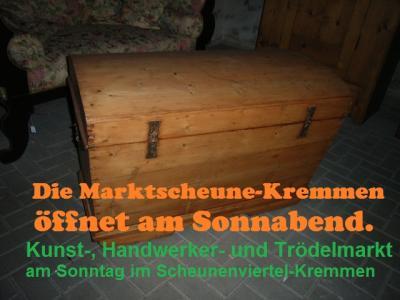 Foto zu Meldung: Marktstände in der Marktscheune-Kremmen zu vermieten!