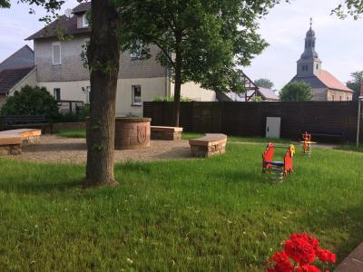 Vorschaubild zur Meldung: Historischer Dorfrundgang / Entdeckertage Nordhessen