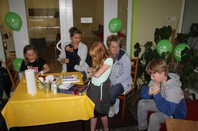 Vorschaubild zur Meldung: Kindertag beim Föderverein