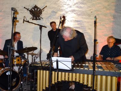 Vorschaubild zur Meldung: Dizzy Krisch & Band begeistern bei Live im Hof