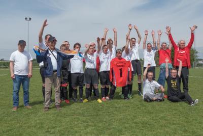 Foto zur Meldung: Special Olympics: Siegen ist schön – dabei sein ist alles!