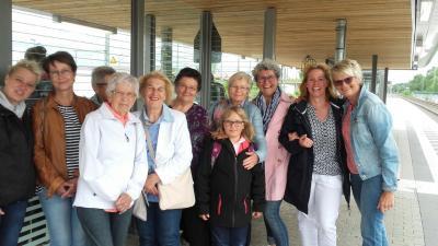 Foto zu Meldung: Tour nach Bielefeld