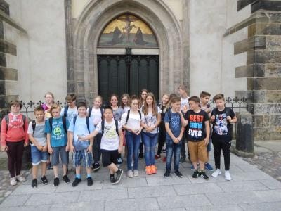 Foto zur Meldung: Auf Luthers Spuren