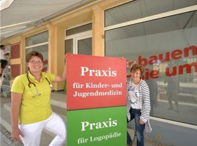 """Foto zur Meldung: Sächsische Zeitung: """"Thälmannstraße wird Gesundheitsmeile"""""""