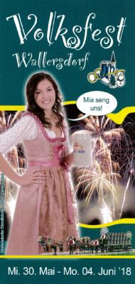 Vorschaubild zur Meldung: Volksfest Wallersdorf