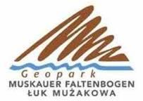 Logo: UNESCO Global Geopark Muskauer Faltenbogen
