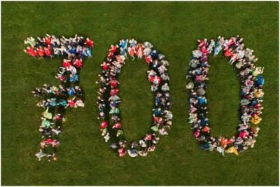 Foto zu Meldung: Der TuS Busdorf begrüßt das 700. Vereinsmitglied