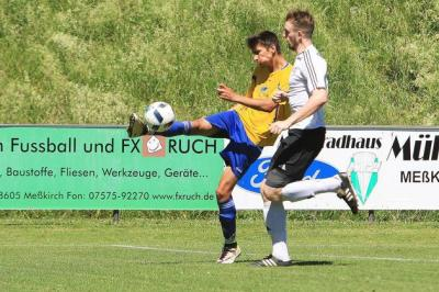 Foto zur Meldung: Der SG Herdwangen/Großschönach gelingt ein Sieg im letzten Saisonspiel