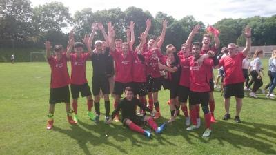 Vorschaubild zur Meldung: Fb-mJB: FSV Eintracht Eisenach - SV Eintracht Ifta