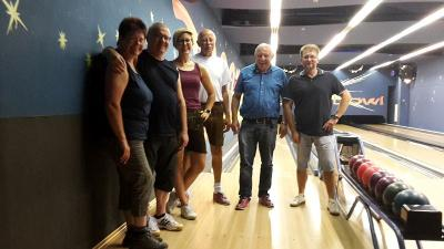 Foto zur Meldung: Bowlingabend des Dorfvereins Hagengrub e.V.