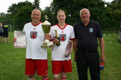 Turniersieger 2017: Die Freiwillige Feuerwehr Heist!