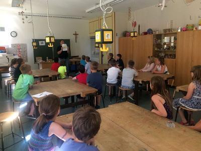 """Foto zur Meldung: Eine interessante Schulstunde zum Thema """"Strom"""""""