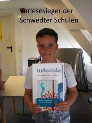 Foto zur Meldung: Vorlesewettbewerb in Schwedt für Klasse 3 & 4