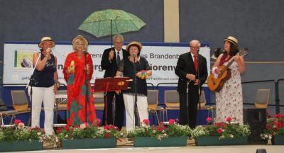 """Foto zu Meldung: Unterhaltung mit den """"Märkischen Landfrauen"""""""