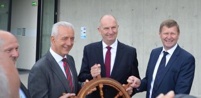 Foto zu Meldung: Brandenburg und Sachsen gemeinsam auf Kurs zur Unterstützung des Strukturwandels