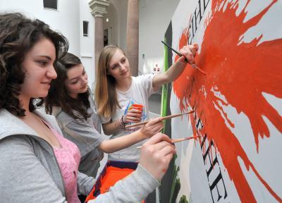 Vorschaubild zur Meldung: Fördermittel für Jugendprojekte