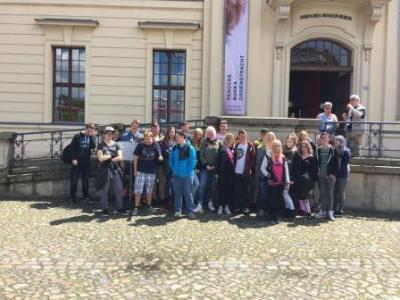 Foto zu Meldung: Exkursion Jüdisches Museum