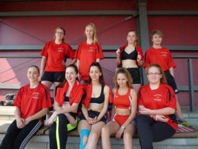 Foto zu Meldung: Jugend trainiert für Olympia
