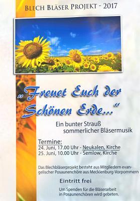 Foto zur Meldung: Konzert in die St.Johanneskirche