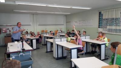 """Foto zur Meldung: """"Schnuppertage"""" in der Regionalen Schule Crivitz"""