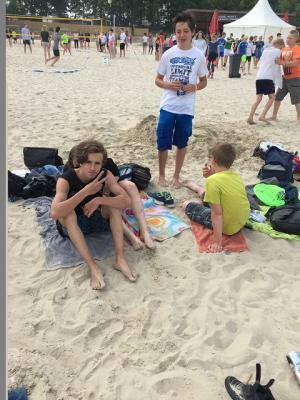 Vorschaubild zur Meldung: Besuch des Beach Club Nethen