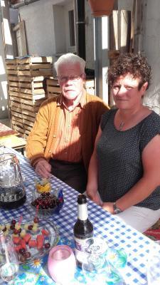 75. Geburtstag Achill Wetzel