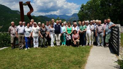 Vorschaubild zur Meldung: Schöne Tage in Millstatt und San Daniele erlebt