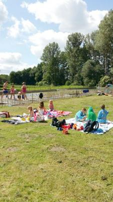 Foto zur Meldung: Freizeitclub eröffnet Badesaison
