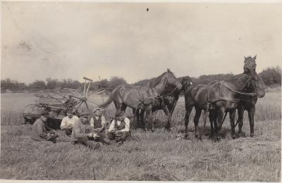 Foto zur Meldung: Vor 140 Jahren: Exkursion der Bauern - Ein Blick auf den Landwirtschaftlichen Verein