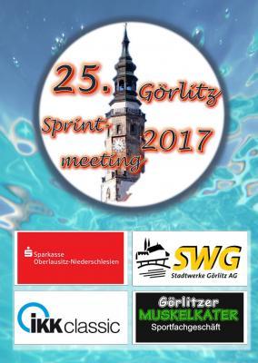 Foto zu Meldung: Schwimmen 25. Görlitzer Sprintmeeting