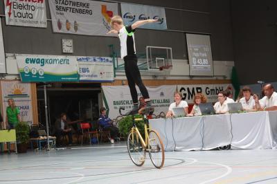 Foto zur Meldung: Gutes Mittelfeld bei den Ostdeutschen Meisterschaften für die VfH Dahnsdorf