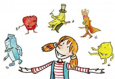 Foto zur Meldung: Henrietta & Co. - Gesundheit spielend lernen