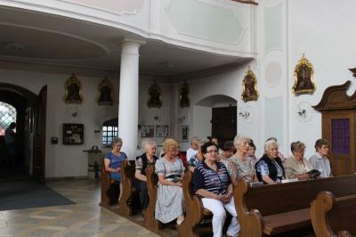 Foto zur Meldung: Die Senioren reisten nach Bad Kötzting