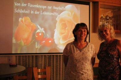 """Foto zur Meldung: """"Das Klimakterium der Frau"""" – Schönheit in der Lebensmitte"""