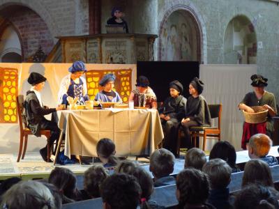 Foto zur Meldung: Weißt du, wer Martin Luther war?